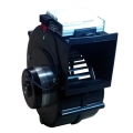 Centrifugal blower with brushless Single Wheel
